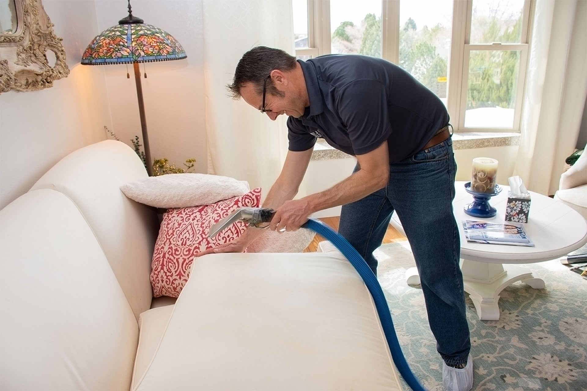Rash & Son Upholstery Cleaning Services