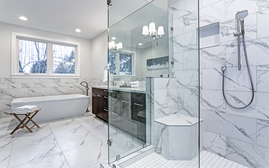 5 Tips for Cleaning Stone Showers