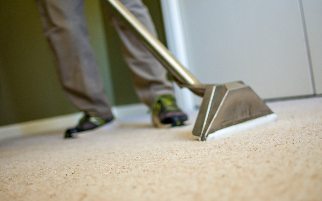 Carpet Cleaning 1-2-3s