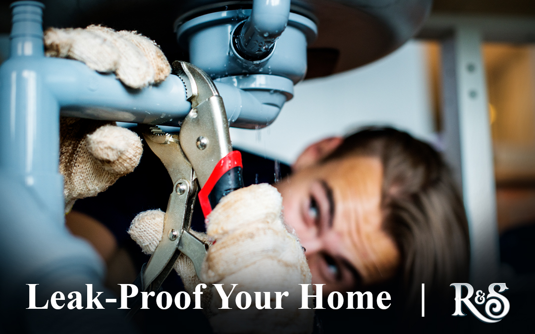 How to Leak-Proof Your Home Before Winter