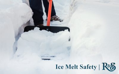 Ice Melt Safety