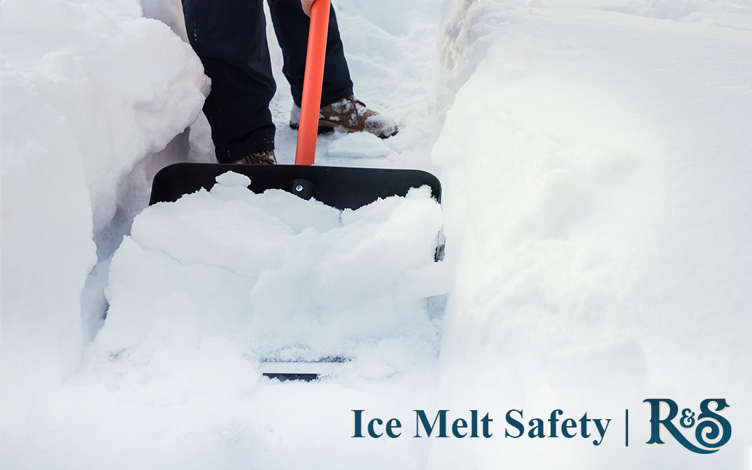 Ice Melt Safety