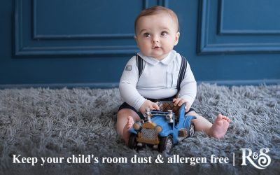 Keep Your Child's Room Dust and Allergen Free