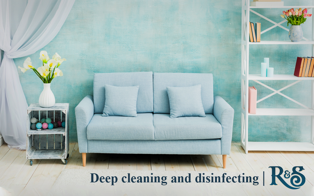 Spring Deep Cleaning & Disinfecting