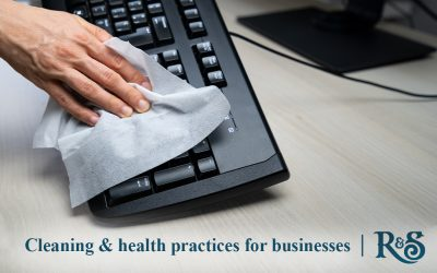 Cleaning & Health Practices for Businesses