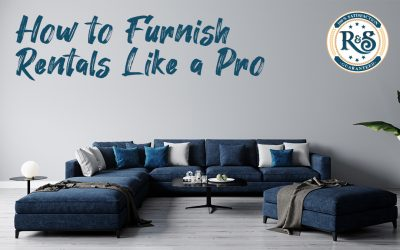 How to Furnish Rentals Like a Pro