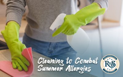 Cleaning to Combat Summer Allergies