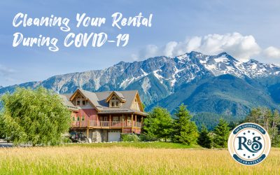Cleaning Rentals During COVID
