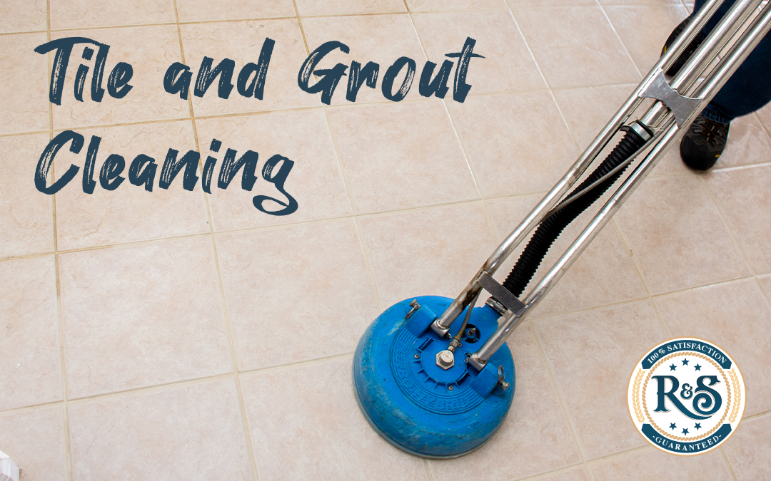 Caring for Grout and Tile Flooring