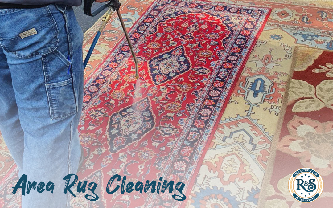 Tips for Cleaning Area Rugs