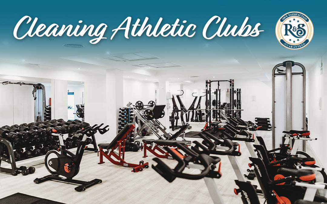 Top 3 Tips for Cleaning Athletic Clubs