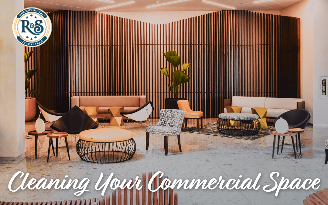 Cleaning Your Commercial Space